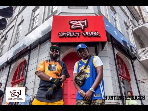 Hunting For Kicks Season 4 Street Fever with Sjava