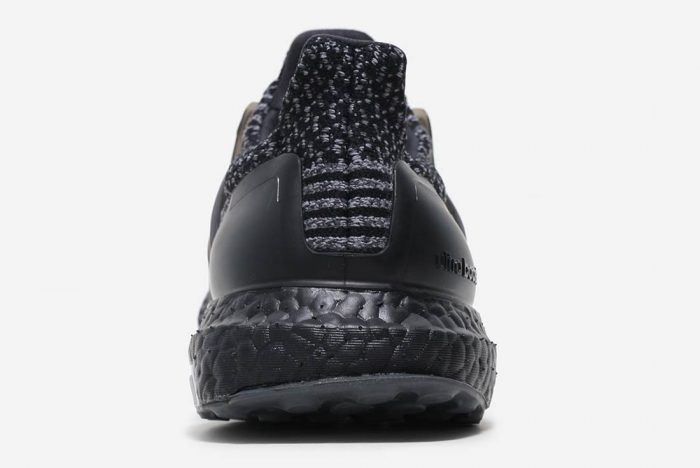 Adidas PUREBOOST UltraBoost Triple Black (S80702) Size 9.5 With