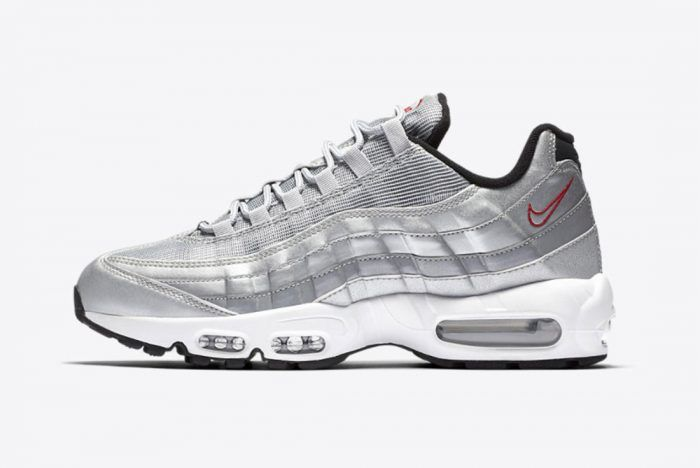 huge selection of 16c01 6997d ... release date nike air max 95 qs silver bullet 46529 1ed22