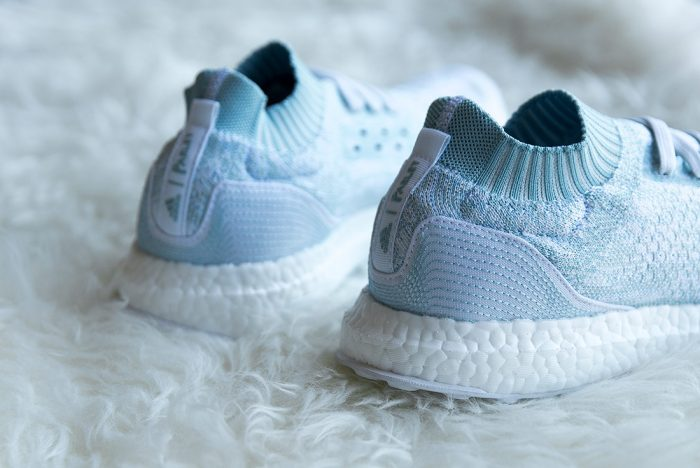 0c89582149fc1b Adidas Ultra Boost X Parley GS Ice Blue Adidas Parley Ultra Boost ...