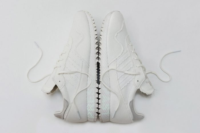 The adidas originals x Daniel Arsham