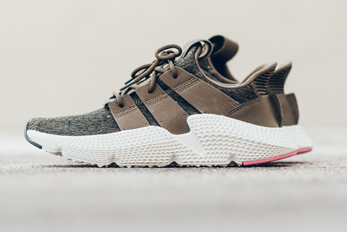 The adidas Prophere 'Trace Olive' Drops This Weekend