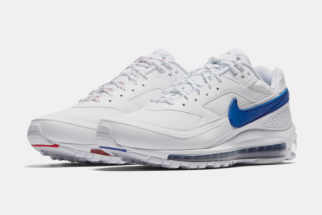 Release Date Announced for Skepta's Nike Air Max 97/BW Colab