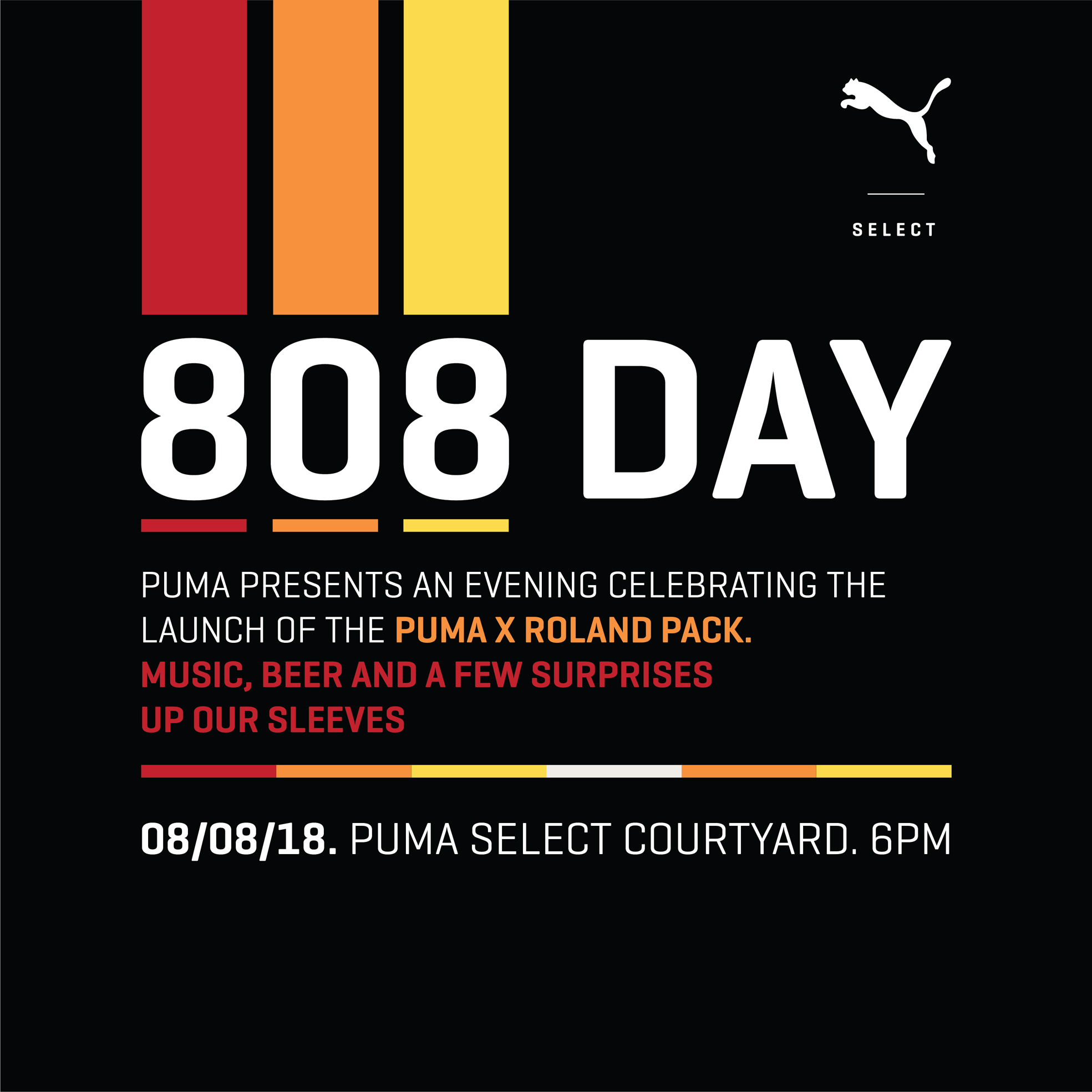 Evening of Music & Good Vibes for 808 Day