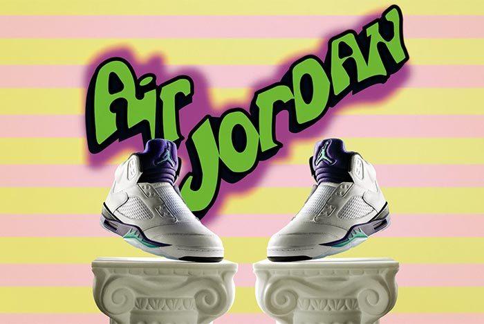 Nike Explain Will Smith's 'Fresh Prince' Air Jordan 5s