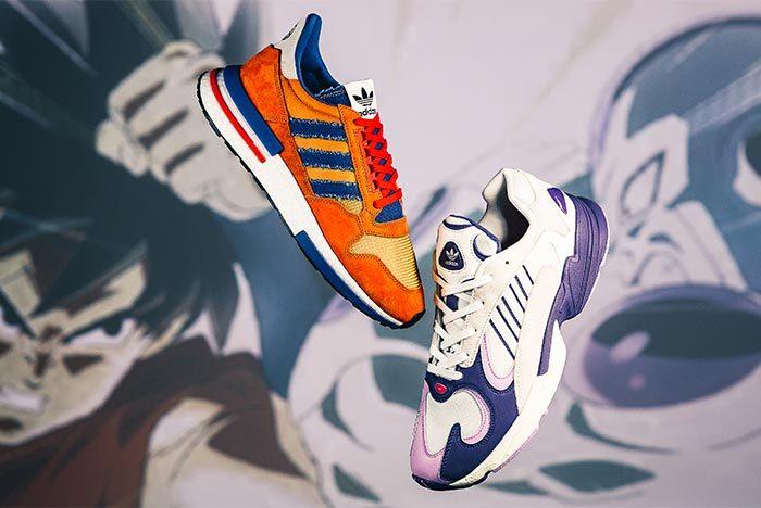 Release Date – Dragon Ball Z x adidas: Son Goku Vs. Frieza