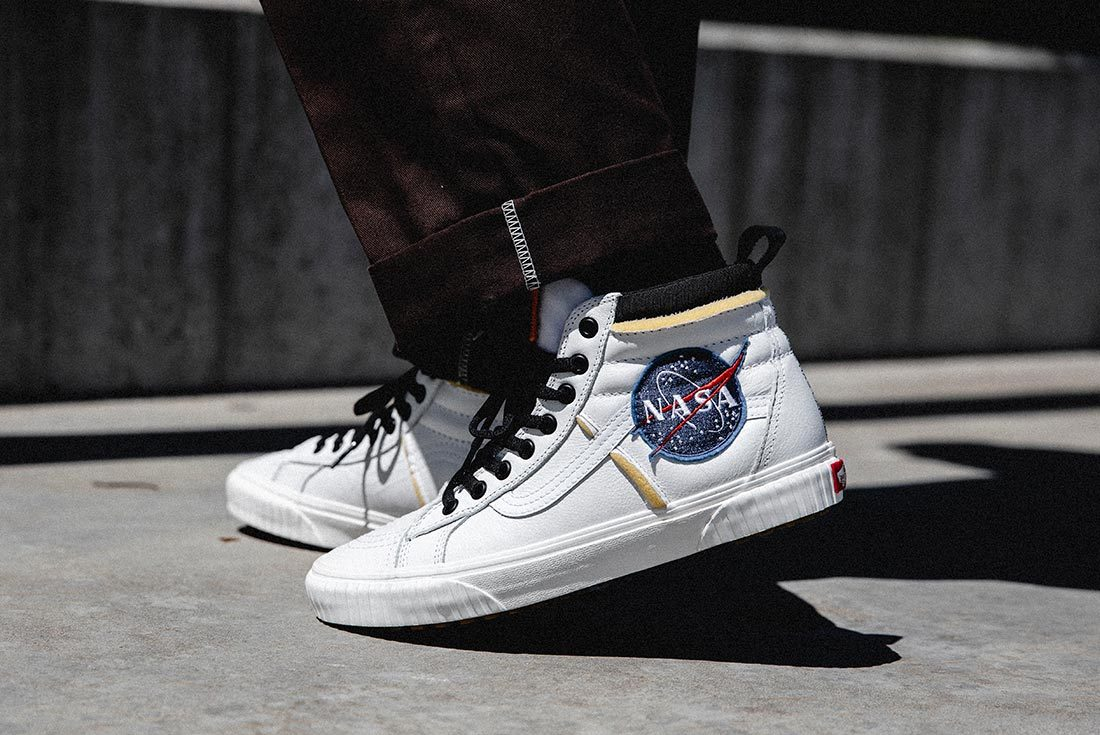Vans 'Space Voyager' Collection Ready to Launch