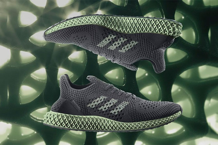 adidas' Futurecraft 4D 'Friends and Family' Grey is Getting a Public Release