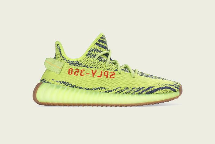 Release Date: adidas Yeezy BOOST 350 V2 'Semi Frozen Yellow'