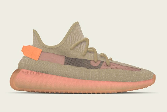 The adidas Yeezy BOOST 350 V2 Revealed in 'Clay'