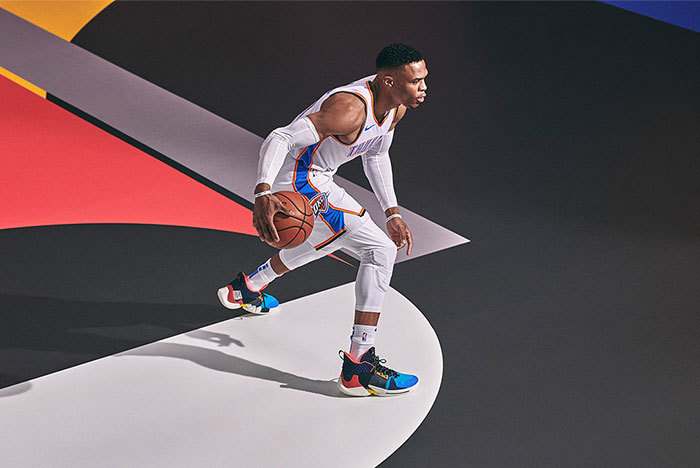 Jordan Brand Showcases Russell Westbrook's Why Not Zer0.2