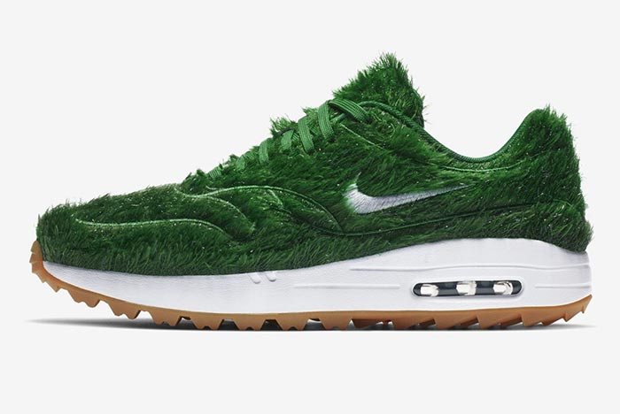 Nike Air Max 1 Prepares to Hit the Links