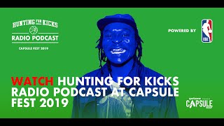 Hunting For Kicks Live Radio Podcast – Episode 3