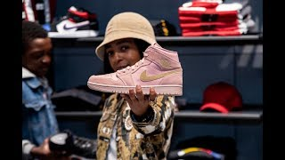 Boogy Maboi goes on a Retail Tour with Hunting For Kicks