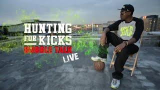 Hunting For Kicks Season 3 – Bubble Talk Live show – Part 1