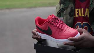 """Force Fridays : NIKE AIR FORCE 1 LOW """"STATEMENT GAME"""""""