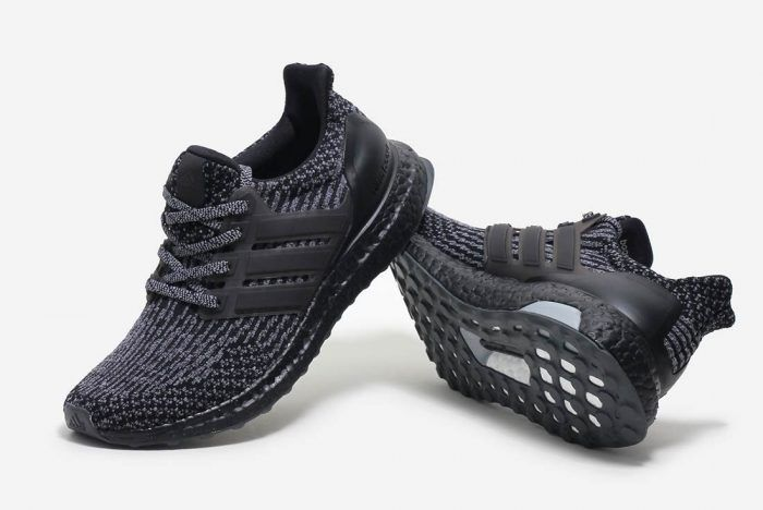 new styles 12d14 58c19 adidas Ultra Boost 3.0 Black Silver - HUNTING FOR KICKS