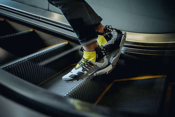 On Foot With the ACRONYM x Nike Presto Mids