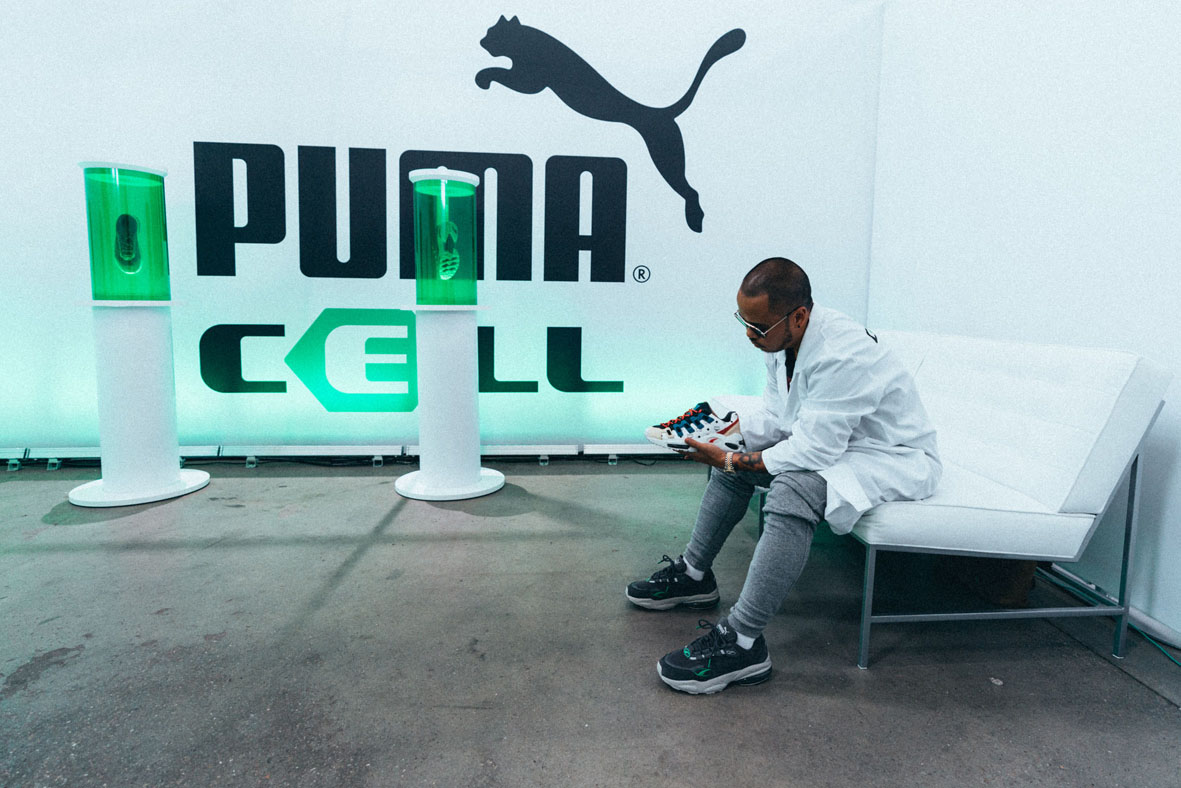 PUMA CELL Lab at HYPEFEST