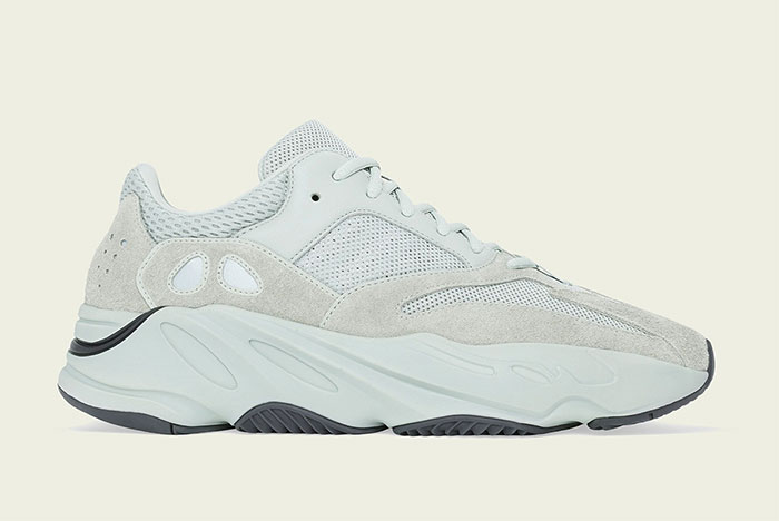 Confirmed! The Yeezy BOOST 700 'Salt' is Coming this Month