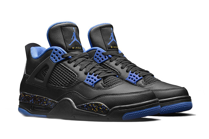 Jordan Brand Reveal Exclusive Air Jordan 4 'Wings' during All-Star Weekend