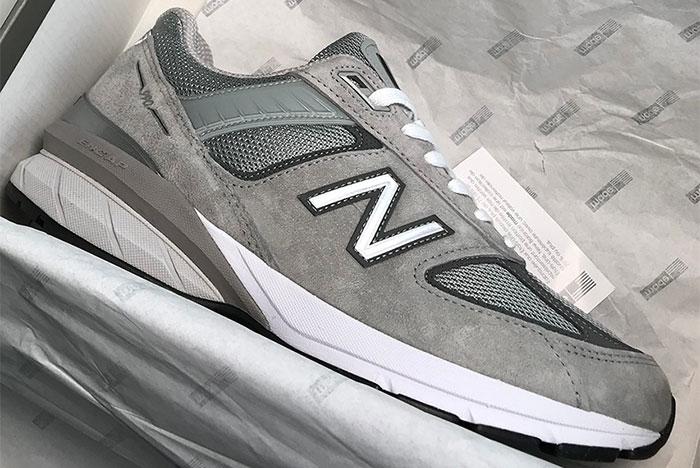 New Balance Reveal the 990v5