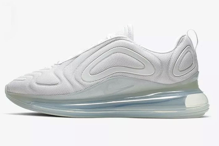 Nike Reveal Air Max 720 'Metallic Platinum'