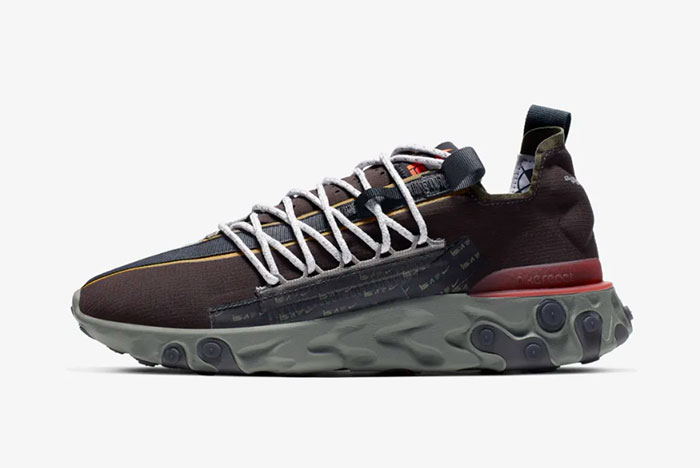 The Nike ISPA React Gets a Low-Top Version