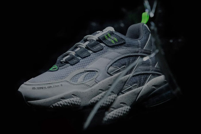PUMA Link up With mita for CELL Venom 'Stealth'