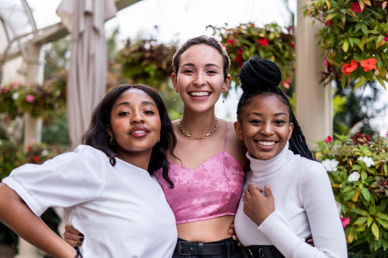 Converse Hosts International Women's Day Dinner in Two Cities