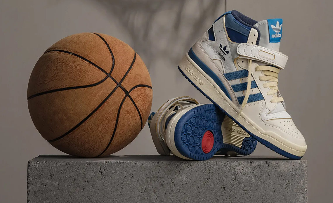 The Story of The Adidas Forum
