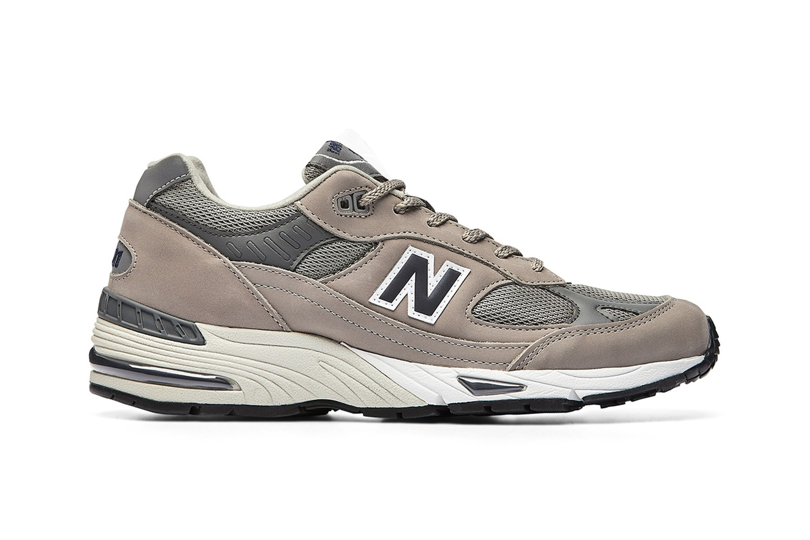 New Balance Celebrate the 991's 20th Anniversary with Two Grey Colourways